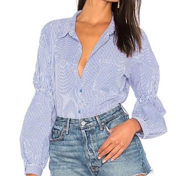 Sanctuary Women s Boyfriend Button-Down Shirt 7a7d576c9c